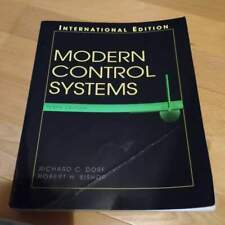 Modern Control Systems, Dorf e Bishop