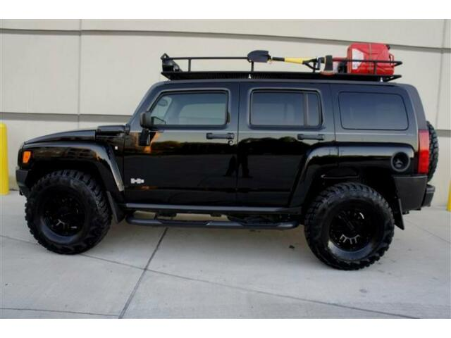 Hummer Gas Mileage >> 2008 Hummer H3 LIFTED 4WD | eBay