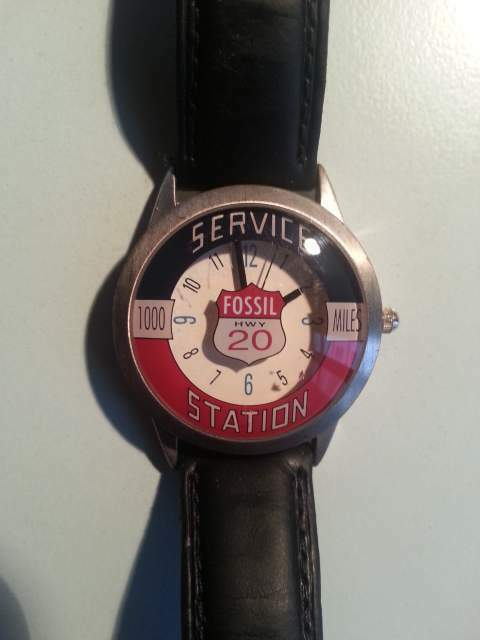 Fossil Trip Road Collection