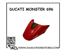 Monoposto coprisella Ducati Monster 696 2008 2012 rotto sella