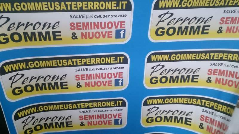 Kit di 4 gomme nuove vendesi 215/55/16 Continental 2