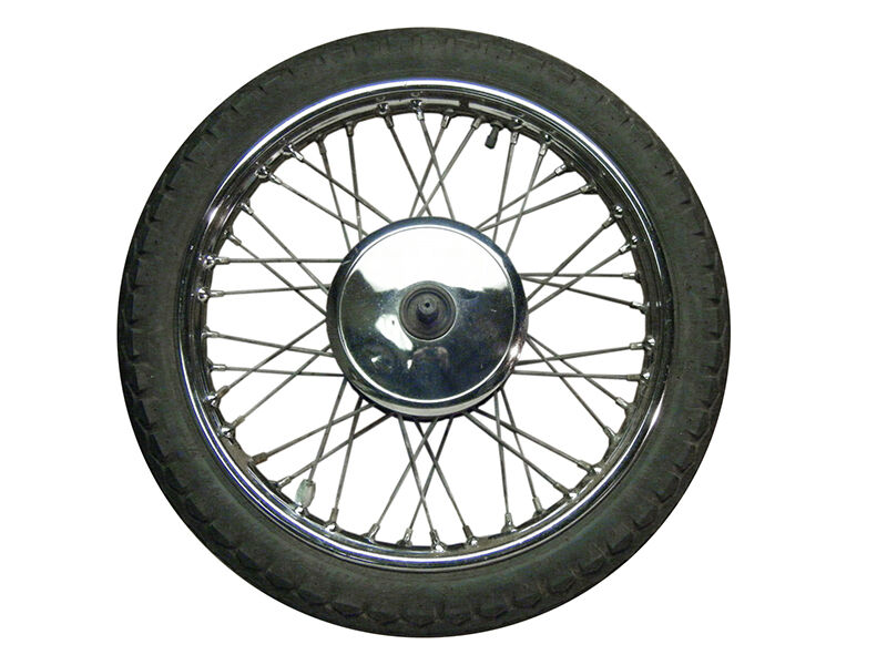 Your Guide to Buying Triumph Motorbike Wheels
