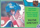 Wayne Gretzky Professional Sports (PSA) Single Hockey Cards