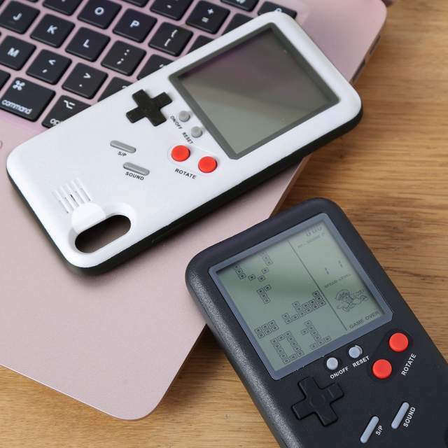 Iphone x  8  8plus - cover game boy 26... a Tuscolano / Don