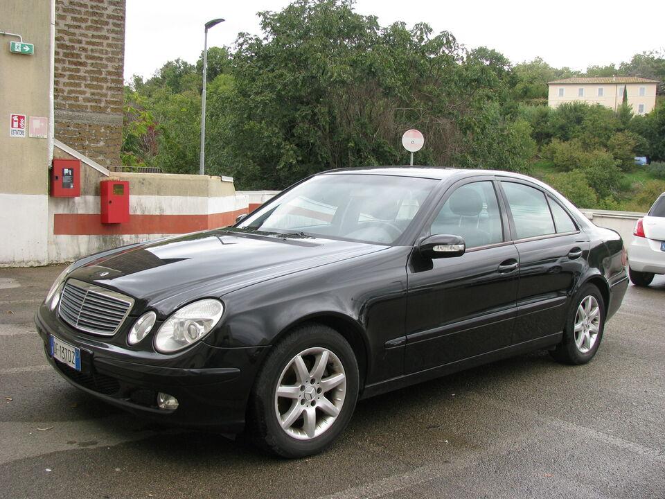 Mercedes 220 CDI Classe E