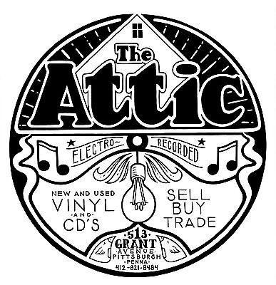 Attic Record Store Inc