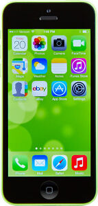 Apple-iPhone-5c-Latest-Model-16-GB-Green-Smartphone-FACTORY-UNLOCKED