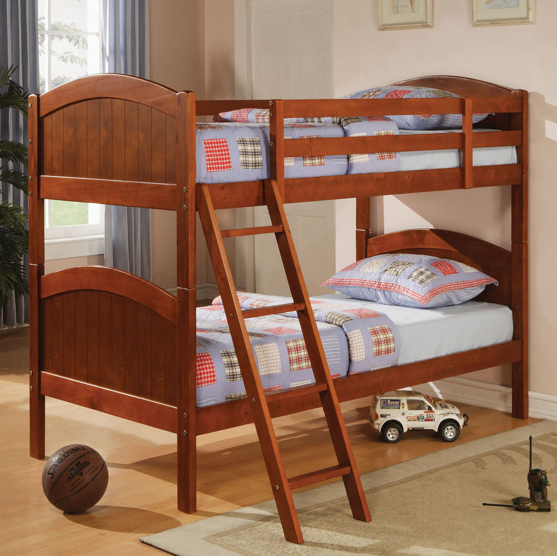 Pine bunk beds buying guide ebay for Furniture 123 bunk beds