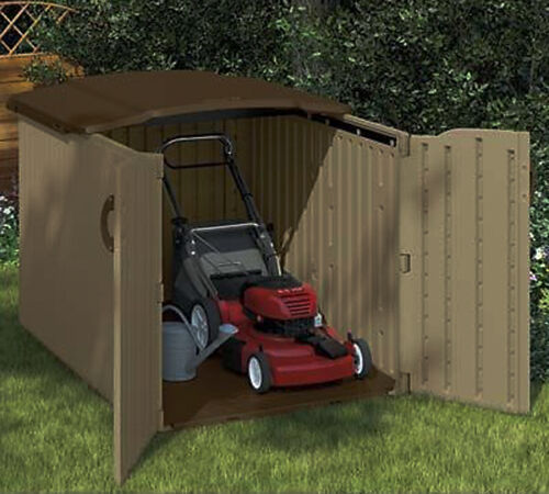 Top 5 storage sheds ebay for Garden shed for lawn mower