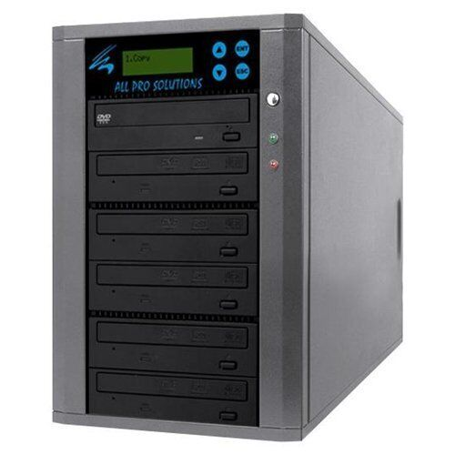 All Pro Solutions 3 Target Duplicator with 500GB Internal Hard Drive
