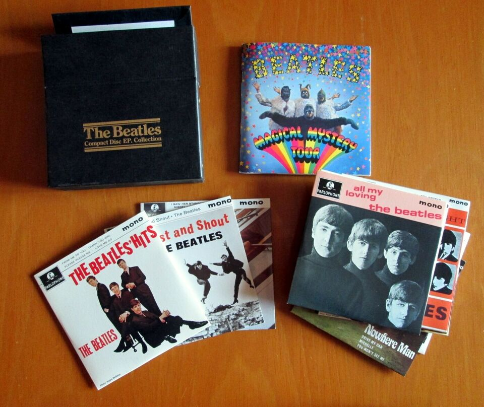 The Beatles EP collection 15cd