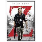 Widescreen World War Z DVDs