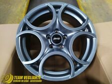 F714 4 cerchi in lega da 17 pollici per JEEP COMPASS (MP)