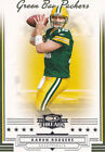 Donruss Aaron Rodgers Green Bay Packers Football Cards