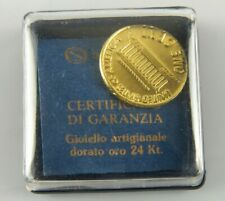 Spilla SELECTA ORO One Cent (8703n)