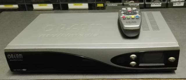 Decoder Satelittare Multimediale Dream DM7000S