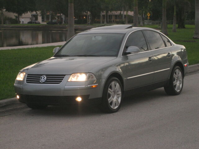 2005 04 vw passat gls tdi turbo diesel non smoker florida. Black Bedroom Furniture Sets. Home Design Ideas