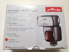 Flash Mecablitz 44 AF-1 Sony Alpha