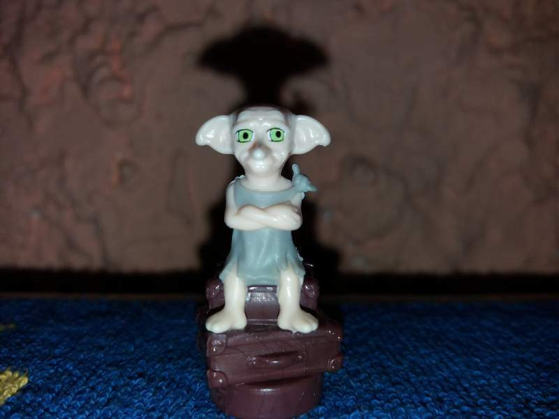 Dobby wizzis Harry Potter Esselunga