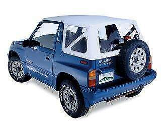 Soft top supporto SINISTRA POSTERIORE JEEP WRANGLER JK 2007+
