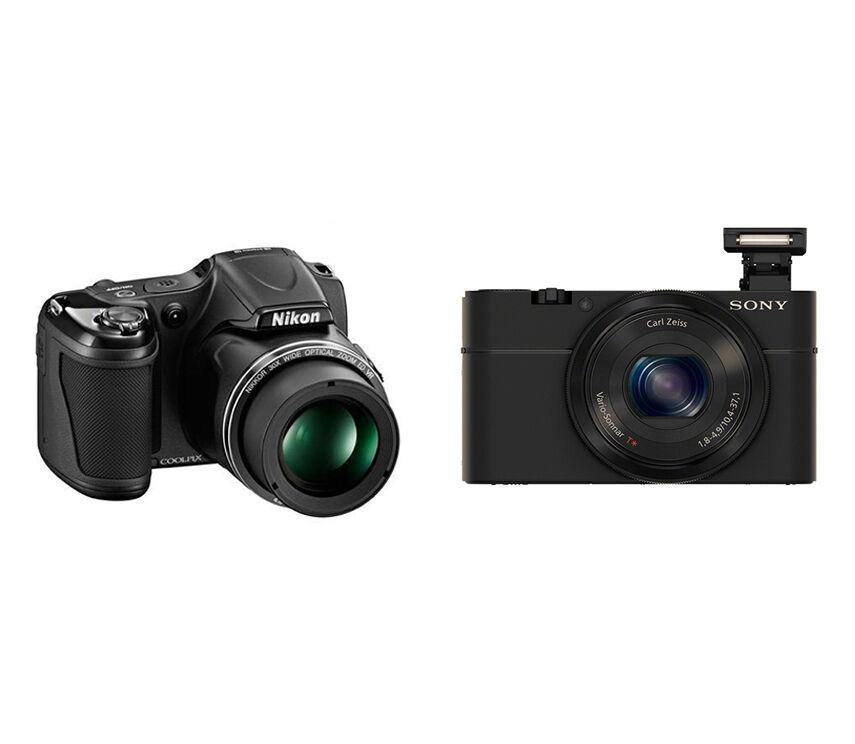 Nikon Coolpix L820 vs. Sony Cyber-shot DSC-RX100