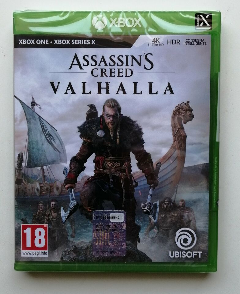 Assassin's Creed Valhalla - Xbox One/X/S