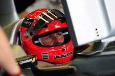 Casco replica f1 Schumacher anno 2011 special edit
