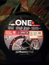 Catene neve, the one, maggi group, gruppo 80, mm 9