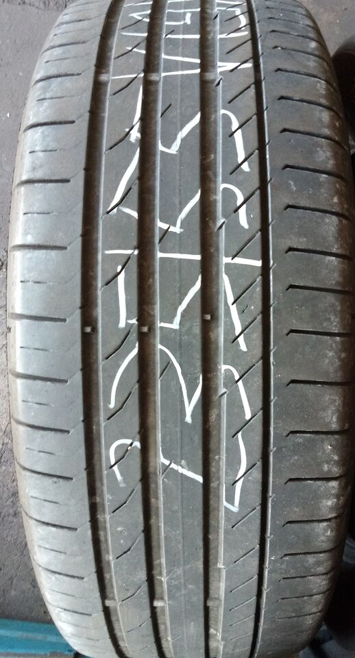 4 gomme usate 235/55v19 continental