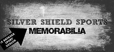 SILVER SHIELD SPORTS MEMORABILIA