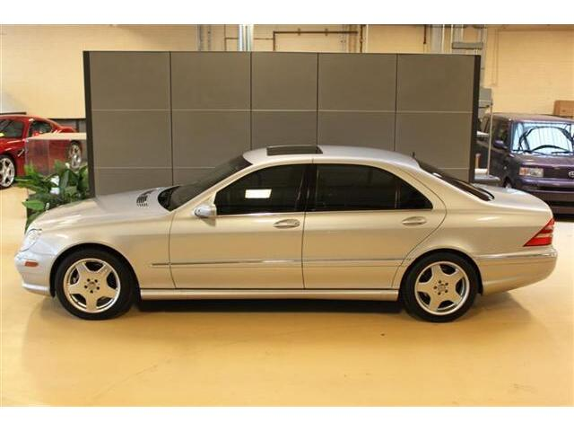2001 mercedes benz s55 amg used mercedes benz s55 amg for Mercedes benz s55