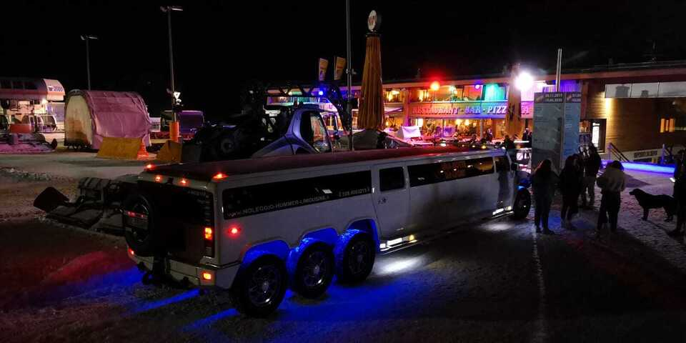 Limousine noleggio auto matrimonio Venezia 5