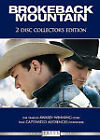 Brokeback Mountain (DVD, 2007, 2-Disc Set, Collector's Edition)