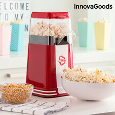 Macchina per Pop Corn Hot Salty Times InnovaGoods 1200W Rosso