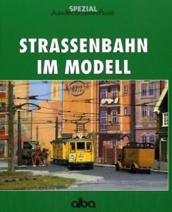 Strassenbahn im Modell von Matthias Vollstedt