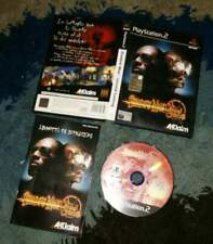 Shadow man 2 ps2 playstation 2 completo originale