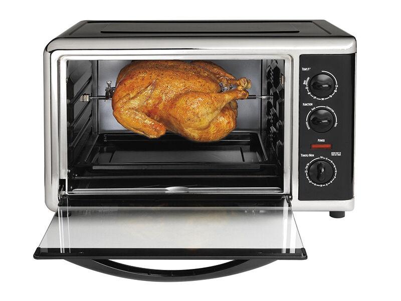 Countertop Oven Uses : Top 5 Rotisserie Ovens eBay