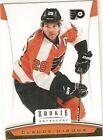 Rookie Claude Giroux Philadelphia Flyers Hockey Cards