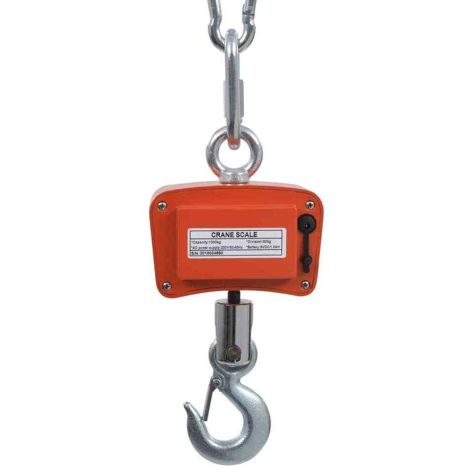 Bilancia Elettronica a Gancio 1000 kg 4