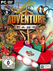 Adventure Park (PC, 2013, DVD-Box)