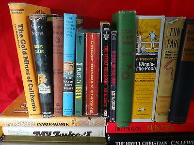 JunkMaven's Books