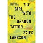 The Girl with the Dragon Tattoo, Stieg Larsson, 0307454541