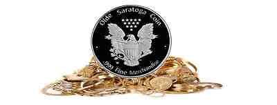 Olde Saratoga Coin Plattsburgh