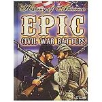 Epic Civil War Battles, Katie Marsico, 1621698262