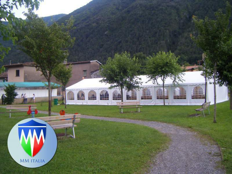 Tendoni Gazebo per Matrimoni Eventi, Catering MM Italia 6