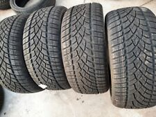 Kit di 4 gomme nuove invernali 235/60/17 Dunlop