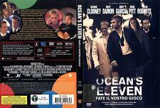 DVD Ocean's Eleven - Fate il vostro gioco