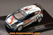 Ixo model ram491 ford fiesta rs wrc n.8 6th monte carlo 2012 delecour-