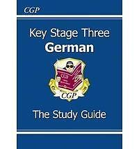 Key-Stage-3-German-The-Study-Guide-By-CGP-Books
