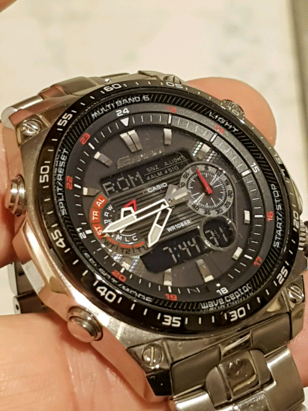 Orologio Casio Edifice. 4
